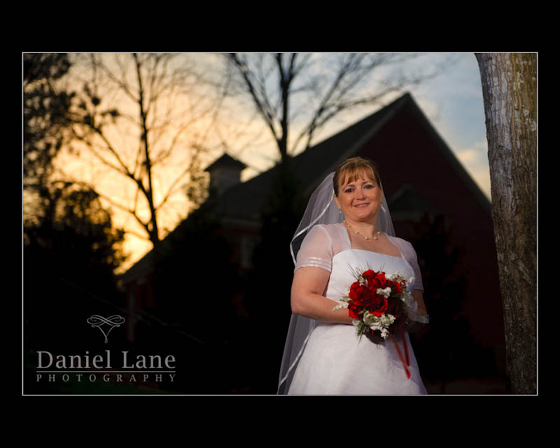 Irmo Bridal Portrait