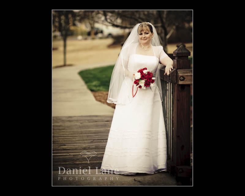 Irmo Park Bridal Portrait
