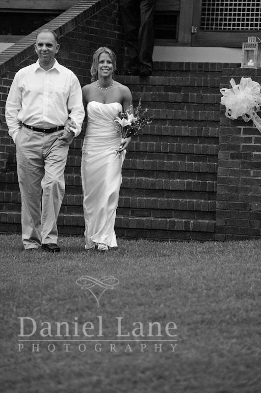Black White Wedding Photography Columbia
