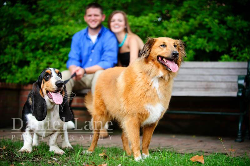 Columbia Family Portrait